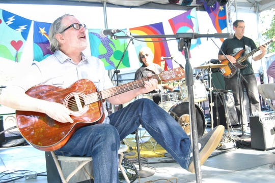 """A benefit is being held for Gary Burford, a blues guitarist with deep ties to Salem, at the Half Penny on Sunday, March 1. The money raised will support his """"end of life costs."""""""
