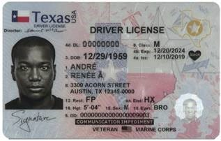 Texas has unveiled a new design for drivers licenses, IDs and license to carry cards.