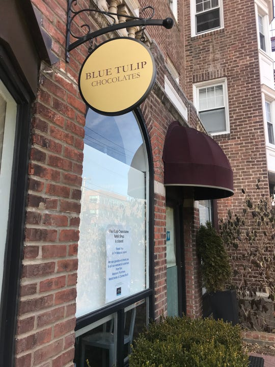 Blue Tulip Chocolates in Rye has closed after seven years.