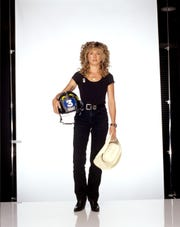 """Joanne Foley Gross, photographed by Joe McNally for the """"Faces of Ground Zero"""" project."""
