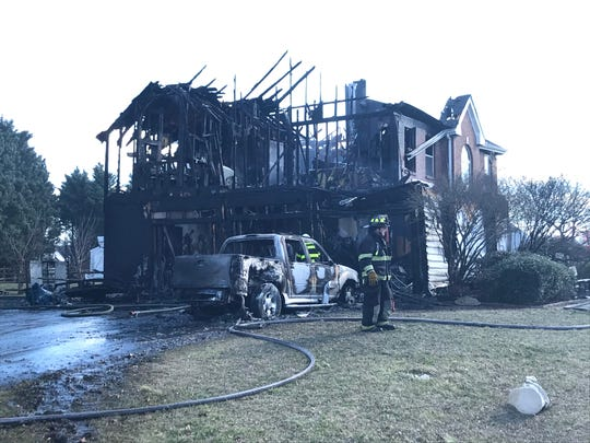 A fire caused an estimated $200,000 of damage to an Odessa home Thursday afternoon.