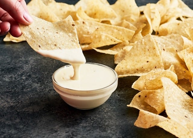Moe's Southwest Grill is giving away free cheese Thursday, which is the same day Chipotle's new Queso Blanco debuts nationwide.