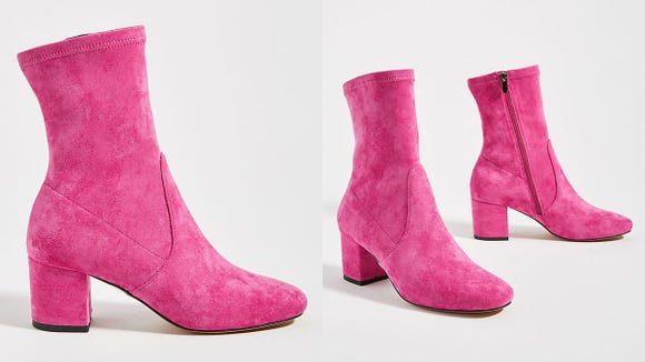 These stretchy boots are stunning, and they don't slouch nearly as much as you might think.