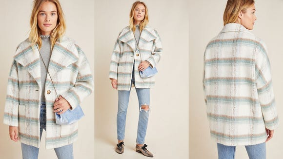 This snuggly coat? We're seriously all about it.