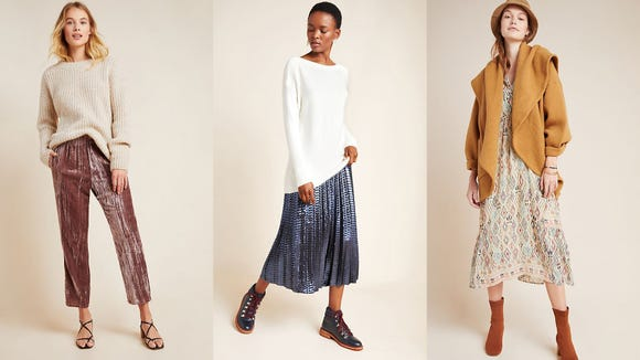 Give your wardrobe a refresh right in time for spring thanks to this Anthropologie sale.