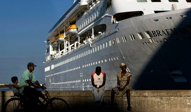 On Thursday, Feb. 27, 2020 the Dominican Republic turned back the Braemar because some on board showed potential symptoms of the new coronavirus COVID-19.