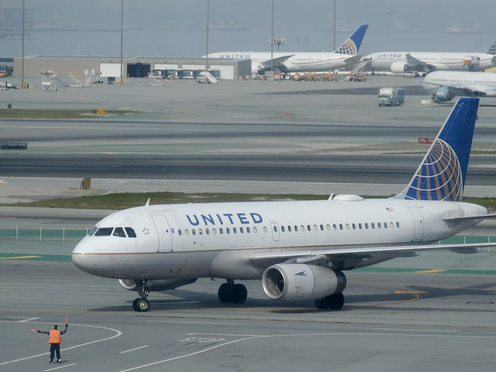 United is allowing passengers to change flights scheduled through the end of the year to rebook travel without paying a change fee if they make the change by April 30.