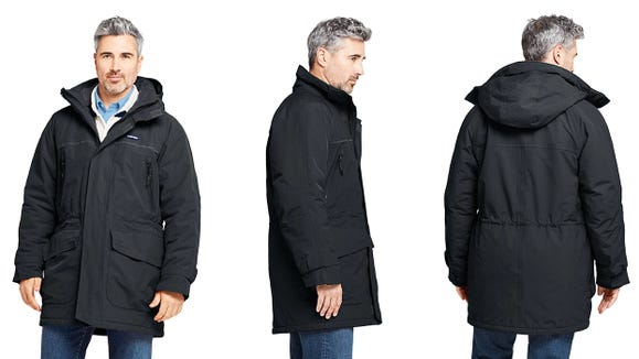 Get this warm coat when it's extra discounted.
