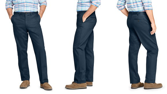 A good pair of chinos goes a long way.