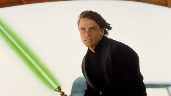 The Skywalker saga follows the story of Luke Skywalker and his family.
