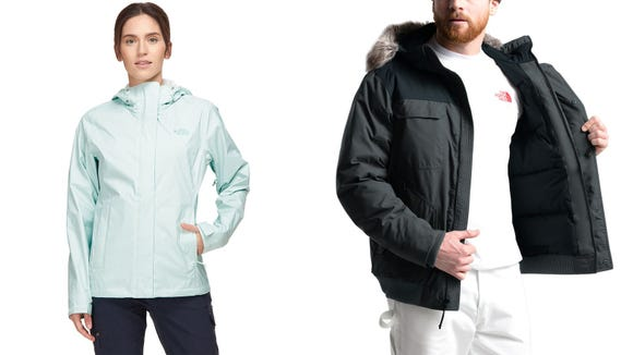 The North Face is having a massive winter sale on coats, gloves, and more