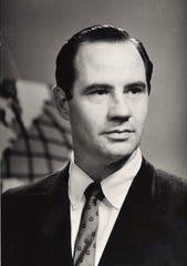 James Hallmark, then with KRBC-TV