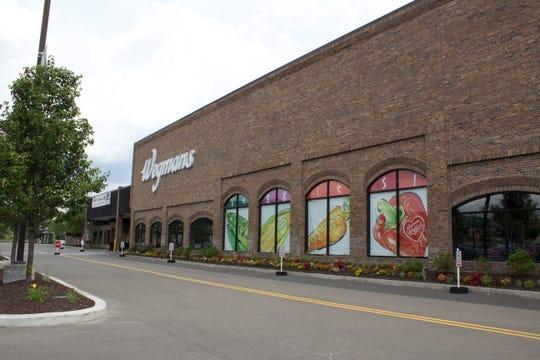 Wegmans is at 650 Harry L Dr, Johnson City.
