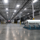 A rendering of Relativity Space's new factory floor in Long Beach, California.