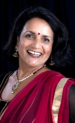 Nina Gadodia is founder of Brevard's annual Indiafest, a celebration of Indian food, music and culture.