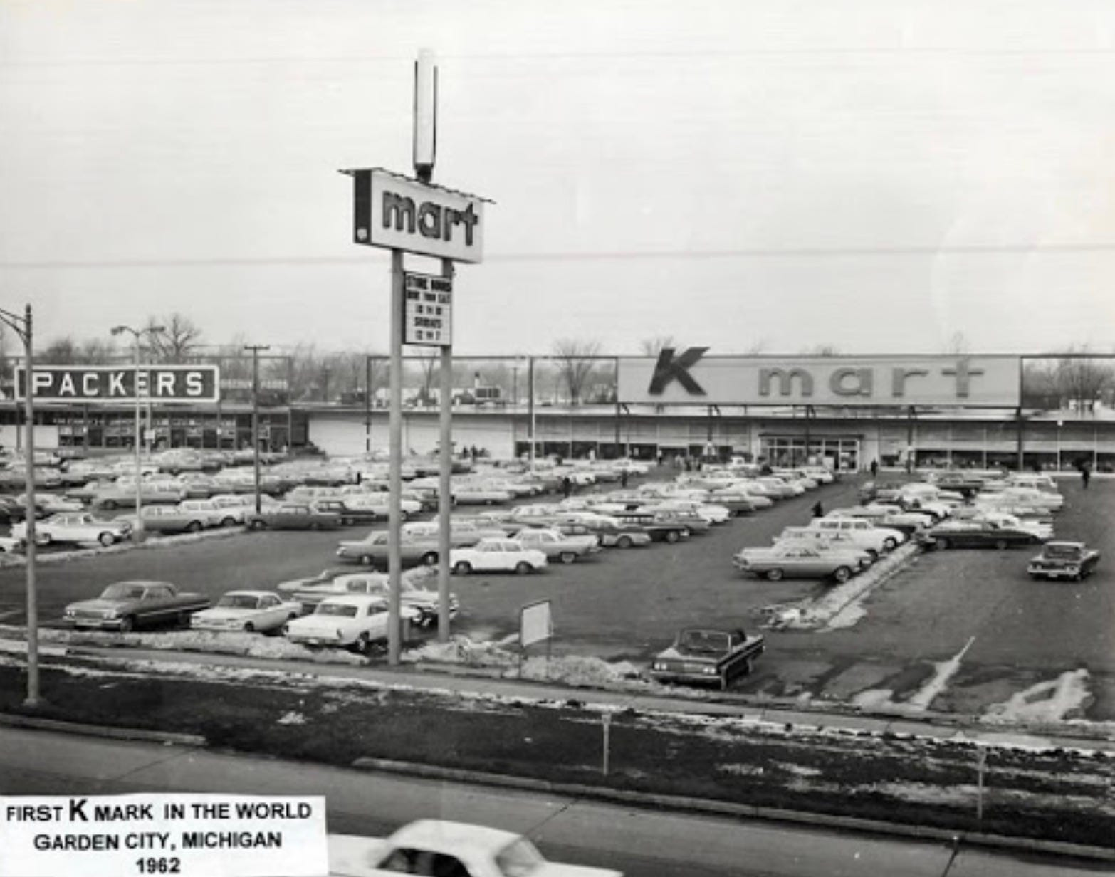 Today in History, March 1, 1962: First Kmart store opened