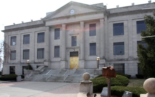 Linden City Hall, where the city's municipal court is located.