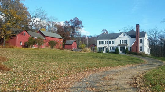 The Wemple estate on Foothill Road in Bridgewater will be preserved thanks to the efforts of neighbors and organizations