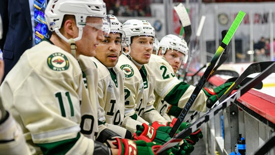 The American Hockey League, of which the Iowa Wild are a part of, announced Monday that it will cancel the rest of the 2019-20 season.