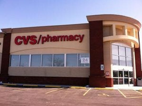 A CVS Pharmacy store at 104 E. First St. in Ankeny was robbed Thurs. Feb. 27, 2020. Des Moines Police said the suspects are also suspects in a string of Des Moines pharmacy robberies.
