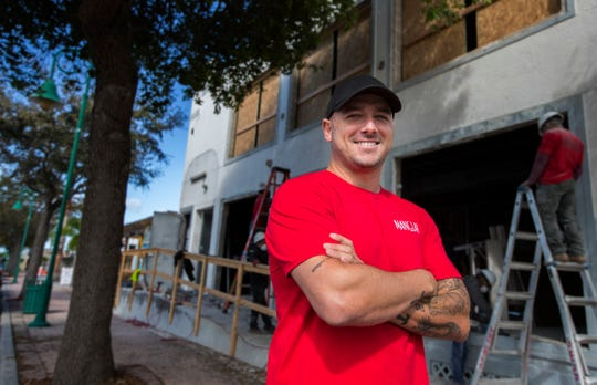 Franco Russo is the owner of Two Meatballs in the Kitchen in Fort Myers and is opening a new location in downtown Cape Coral.