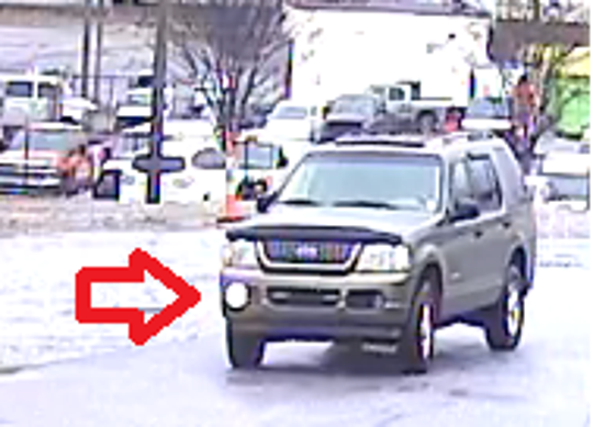 Greenville County Sheriff's Office deputies are searching for Ryan Dusha Kedar in connection with a fatal shooting in Herdklotz Park on Wednesday, February 26, 2020. He is believed to be driving the pictured 2004 Ford Explorer with South Carolina license plate PRH-438.