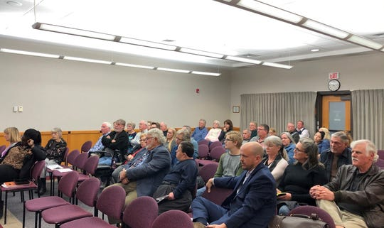 Landowners in Blue Ridge await the Greenille County  Planning Commission's decision on the proposed Oakvale subdivision.