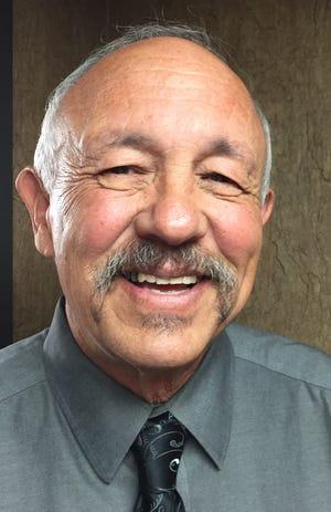 Glacier County Commissioner Michael DesRosier