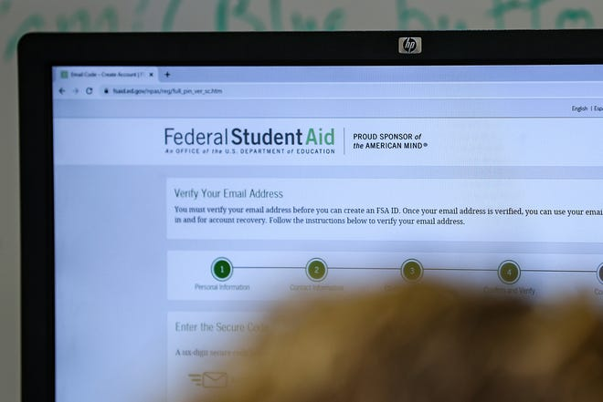 Local and state officials want students and families to know that it is not too late to fill out the FAFSA and that resources are available for those who need help.