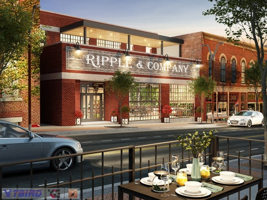 Rendering of Ripple & Company