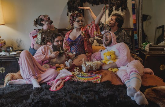 Mangata, a band with 'Candy-coated anxiety attack' live show energy, has a few upcoming events to pick from, as well as a new EP and special release.