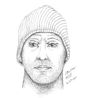 The Brighton Police Department are trying to identify a male suspect after an incident at the Planet Fitness in Brighton.