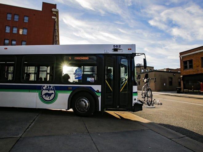 CATA bus.