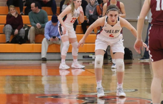 Shelby's Sophie Niese does a lot of everything for the Lady Whippets and is back for her junior season ready to help her team make a run at a district championship.