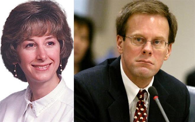 Julie and Mark D. Jensen