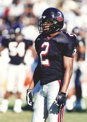 Eric Sloan walked on to Troy's football team in the 1990s and left as an All-American.