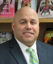 Miguel Hernández, superintendent of Haledon Public School and Manchester Regional High School.