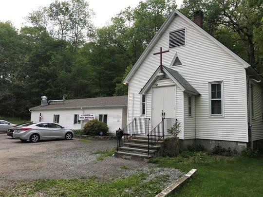 The Church of the Good Shepherd in Ringwood.