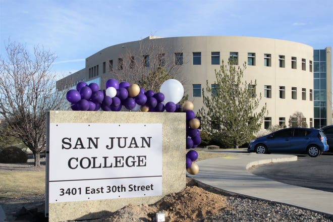 The San Juan College Board will discuss remediation for water damage at its 30th Street Education Center in Farmington.