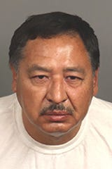 Jose Luis Moncada was arrested in the 87000 block of Avenue 57 in Thermal on Feb. 28.
