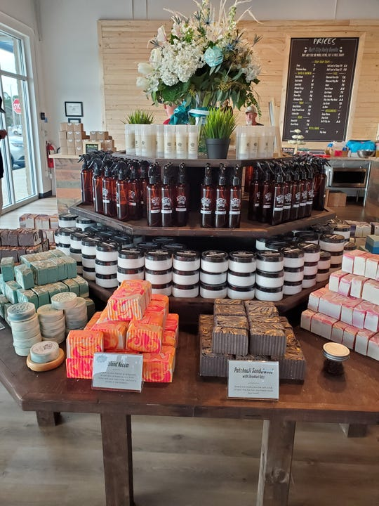 Buff City Soap recently opened its newest location at 1462 Tiger Park Lane in Gulf Breeze. The shop sells plant-based bars, bath bombs, skincare and more.