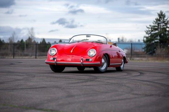 1955 Porsche 356 Pre A Speedster.