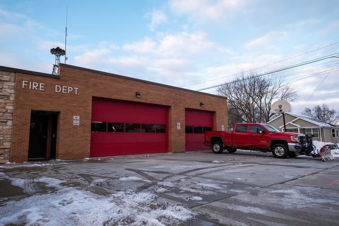 The Memphis Fire Department was fined in September for MIOSHA COVID-19 workplace violations.