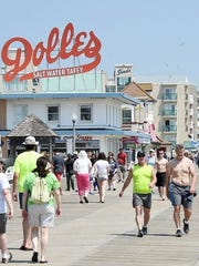 Dolle's Candyland in Rehoboth Beach