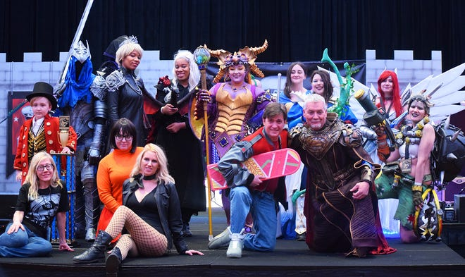 It's like a big, nerdy family reunion at Branson Comic Con, says organizer Tim Church.