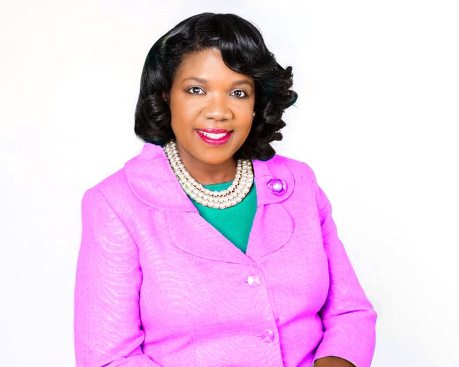 Sharon Gilmore Berrian, Director of Membership Relations at the Florida League of Cities