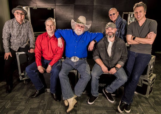 The Charlie Daniels Band and The Marshall Tucker Band will play at the Knoxville Civic Auditorium and Coliseum on Oct. 23.