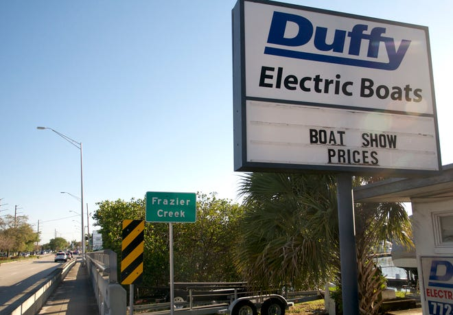 The city of Stuart agreed to lease a boat slip to a company for contracted work with U.S. Customs and Border Patrol. The slip was previously leased to Duffy Electric Boats off of U.S. 1.