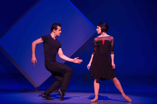 An American in Paris: A New Musical premieres Saturday, March 14, 2020 at 8 p.m.