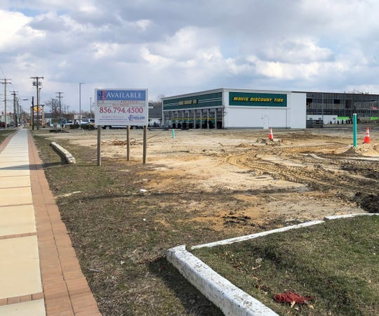 Vineland Construction Co. is proposing to build a Starbucks and a retail store on the vacant corner of Landis Avenue and Orchard Road in Vineland.